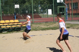 Wakacyjny turniej plażówki_2