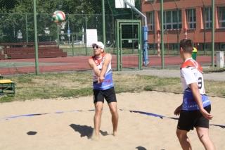 Wakacyjny turniej plażówki_5
